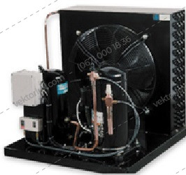 Агрегат холодильный CBGE ZB66-KB