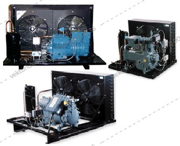 Агрегат холодильныйGSE D2 11Y-SB