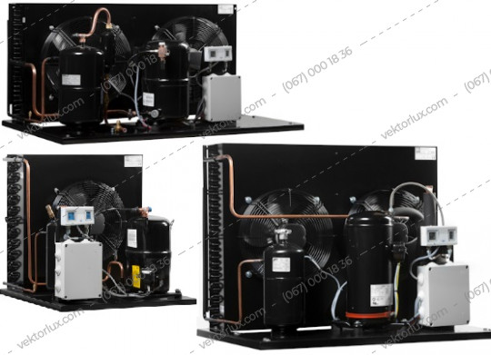 Агрегат холодильный APTXSs-18 Tropic