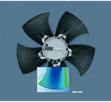 Вентилятор S4E-300-AS72-50-M