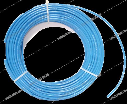 Трубка капілярна COLDFLEX-404 2мм x 5,6mm (-40°C / +125°C), синя