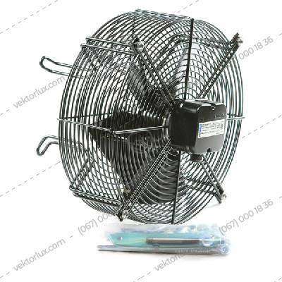 Вентилятор обдуву головки 4JE…4FE
