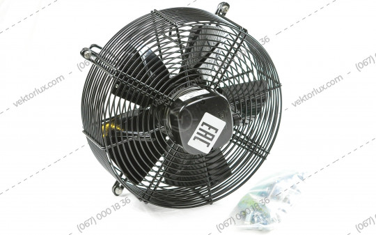 Вентилятор обдуву головки 6JE…6FE