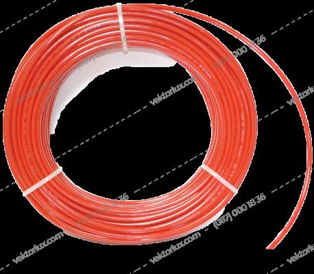 Трубка капілярна COLDFLEX-405 2мм x 5,6mm (-40°C / +125°C), оранжева