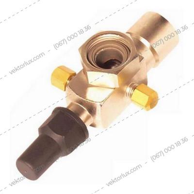 Вентилі типу Rotalock ZR12