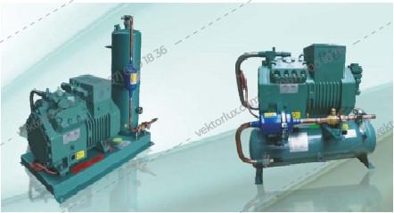 Агрегат холодильный AS-2CES-4Y/DVR1100