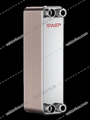 """Теплообмінник B25THx60/1P-SC-M 2x28U(20)+2x1""""&22U(20) 14147-060"""