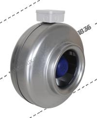 Вентилятор канальний VKAР 125 MD 3.0
