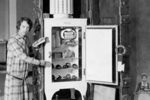 Как изобрели холодильник?