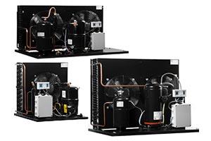 Холодильниі агрегати на герметичних компресорах