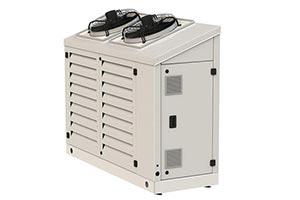 Холодильні агрегати в корпусі
