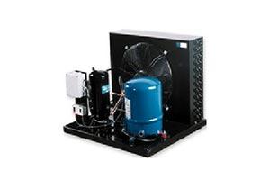 Холодильні агрегати на герметичних компресорах