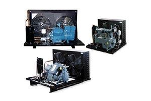 Холодильні агрегати на півгерметичних компресорах
