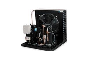 Холодильні агрегати на спіральних компресорах