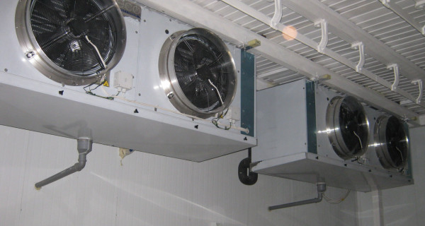 Холодильне обладнання на приватному підприємстві